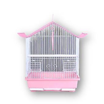 Produse pentru animale de companie birdcage de sârmă de dimensiuni mici și mijlocii
