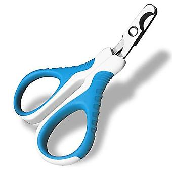Gonicc Professional Pet Nail Clippers And Trimmer - Best For Cats, Small Dogs And Any Small Pets. Sharp Angled Blade Pet Nail Trimmer Scissors.