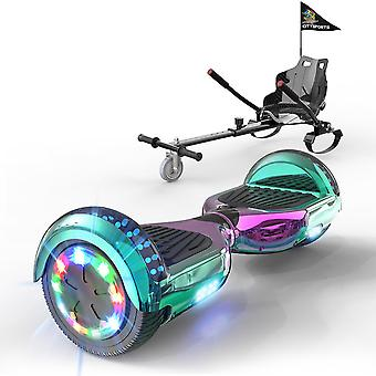 Citysports Classic Segway Hoverboard With Adjustable Hoverkart Only For Customers