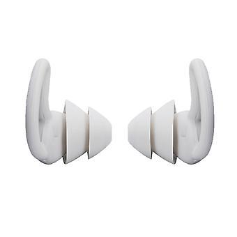 Bouchons d'oreilles de sommeil insonorisés en silicone