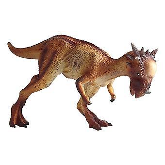 27cm Lifelike Pachycephalosaurus Jurassic World Solid Figure Dinosaurs Toys For Boys  Figures