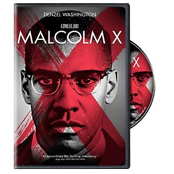 Malcolm X [DVD] USA import