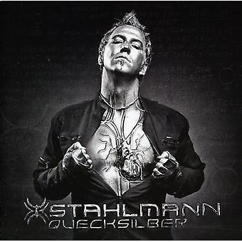 Stahlmann - Quecksilber [CD] アメリカ インポートします。