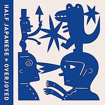 Half Japanese - Overjoyed [CD] USA import