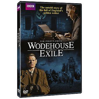Wodehouse i exil [DVD] USA import