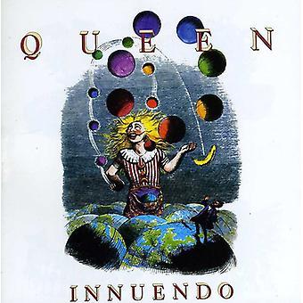 Queen - Innuendo [CD] USA import