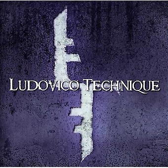 Ludovico Technique - We Came to Wreck Everything [CD] USA import