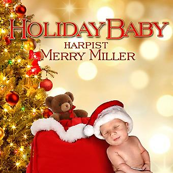Merry Miller - Holiday Baby [CD] USA import