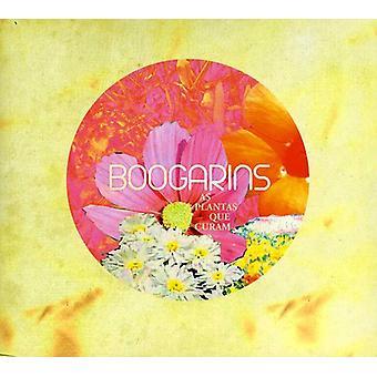 Boogarins - As Plantas Que Curam [CD] USA import