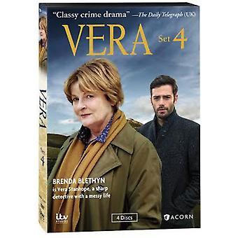 Vera: Set 4 [DVD] USA import