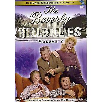 Beverly Hillbillies - Beverly Hillbillies: Ultimate Collection volym 2 [DVD] USA import