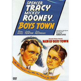 Boys Town [DVD] USA importerer