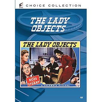 Lady objecten [DVD] USA importeren