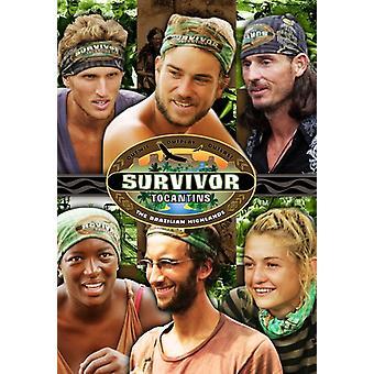 Survivor: Tocantins: Season 18 [DVD] USA import