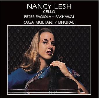 Nancy Lesh - Cello [CD] USA import