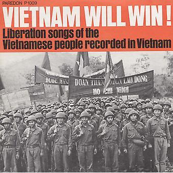 Vietnam Will Win! - Vietnam Will Win! [CD] USA import