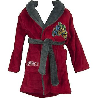 Boys Gormiti Dressing Gown / Bathrobe