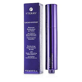 By Terry Light Expert Perfecting Foundation Brush - # 6 Golden Light - 17ml/0.57oz
