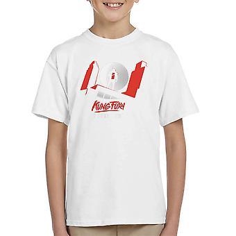 Kung Fury The Animated Series Kid's T-Shirt