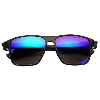 Aero Design Flash Mirror Sports Sunglasses