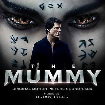 Tyler*Brian - The Mummy - Original Motion Picture Soundtrack [CD] USA import