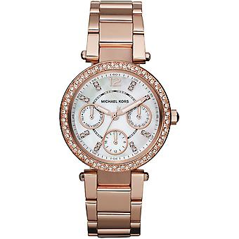 Michael Kors damer Mini Parker Chronograph Watch MK5616