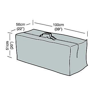 Stor UV beskyttet vand bevis havemøbler pude opbevaringspose