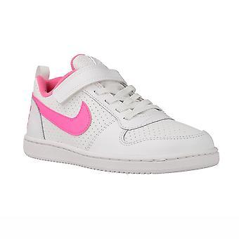 Nike Court Borough Low 870028100 universal cały rok dzieci buty
