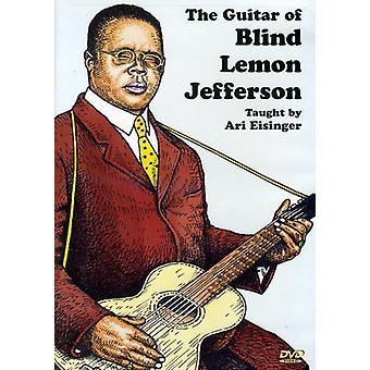 Ari Eisinger - importation USA guitare de Blind Lemon Jefferson [DVD]