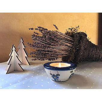 Kerzenständer / Teelichthalter, Ø 8,5 cm, 4 cm hoch, Tradition 8 BSN 1924