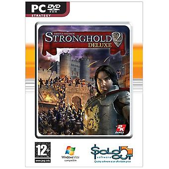 Stronghold 2 Deluxe Edition (PC CD) - Neu