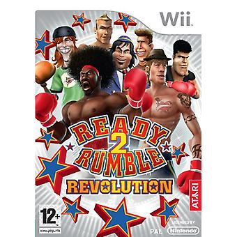 Ready To Rumble Revolution (Nintendo Wii) - New