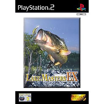 Lakemasters ex (PS2)-fabriek verzegeld