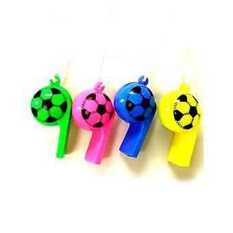 Fußball Design Pfeifen - 10