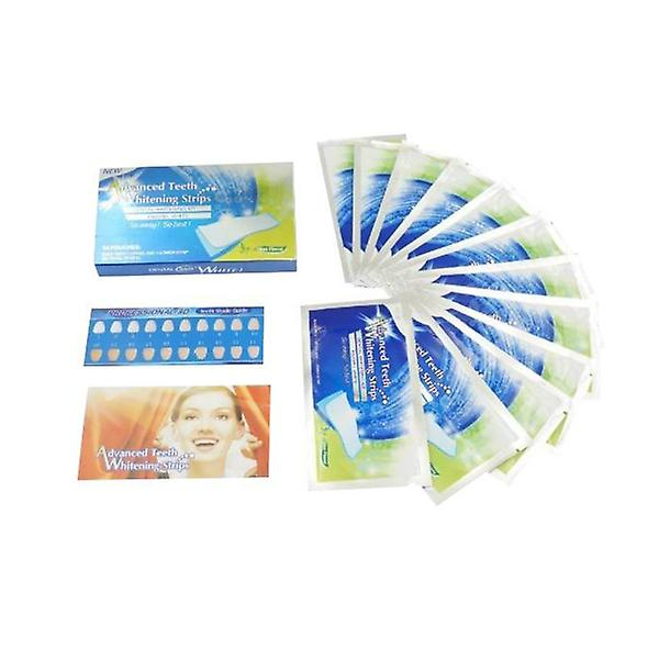 Teeth whitening strips with ce fda