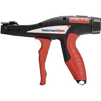 HellermannTyton EVO9S Kablolu tüfek EVO9S Kırmızı, Siyah