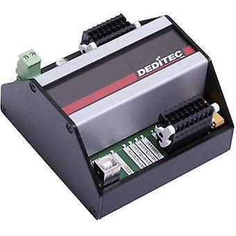 Deditec USB-OPTO-RELAIS-8 IO module USB No. of digital inputs: 8 No. of relay outputs: 8