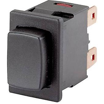 Marquardt 1684.1101 Pushbutton switch 250 V AC 16 A 2 x On/Off IP40 latch 1 pc(s)
