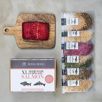 XL Home Curing Kit…Salmon