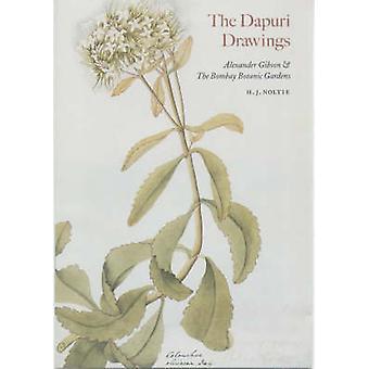 Os desenhos Dapuri - Alexander Gibson e os jardins botânicos de Bombaim