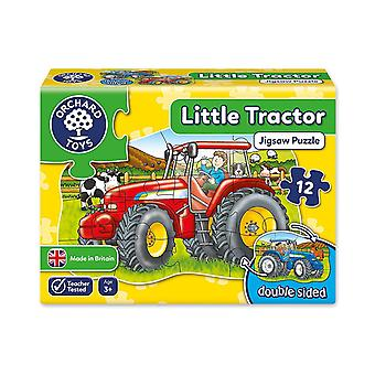Orchard Toys Little Tractor