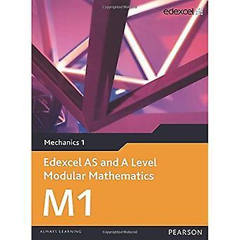 Edexcel AS et un niveau mathématiques modulaire - mécanique 1