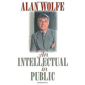 Un intelectual en público