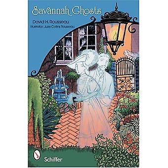 Fantasmas de Savannah: Assombrações da cidade anfitriã