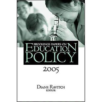 Brookings Papers på utbildningspolitik: 2005