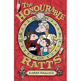 The Honourable Ratts (Black Cats)