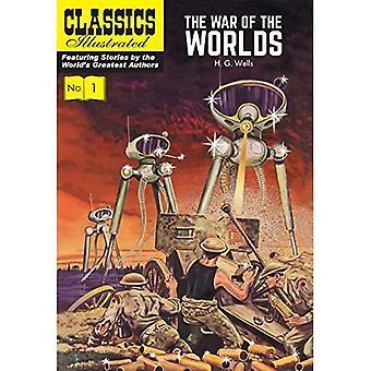War of the Worlds: Pt. 1 (klassikere illustreret)
