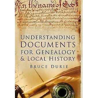 Documenti per genealogia & storia locale