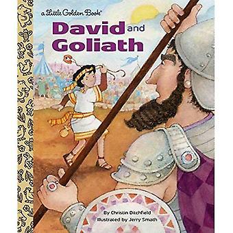 David en Goliath (gouden boekje)