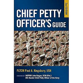 Chief Petty Officers Guide,� 2nd Edition (Blue & Gold)